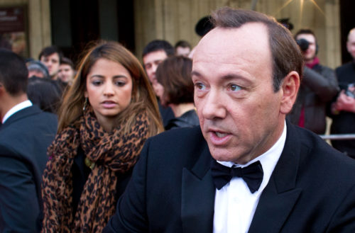 Is actor kevin spacey gay
