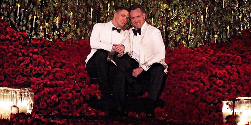 COLTON haynes married