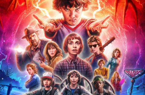 stranger things dildo