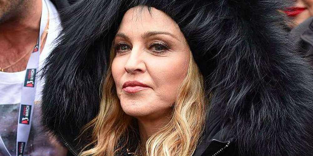 Was Madonna Just Spotted Flying Economy?