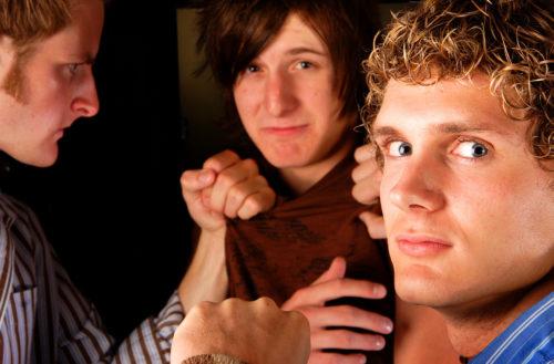 College Frat Gay Rituals