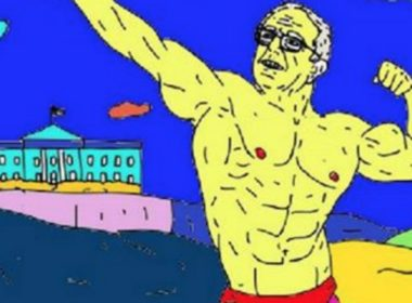 Buff Bernie