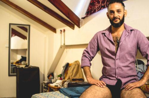 palestinian gay men teaser