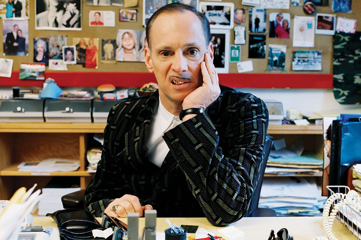 best mustaches john waters