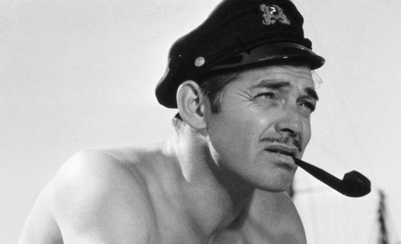 best mustaches clark gable