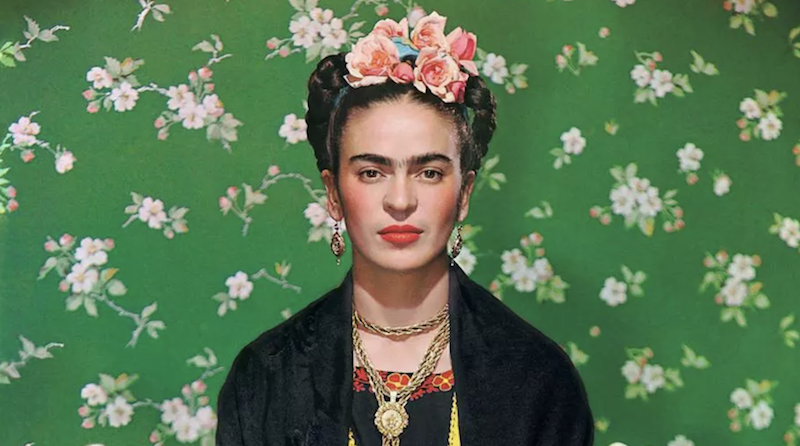 best mustaches frida kahlo