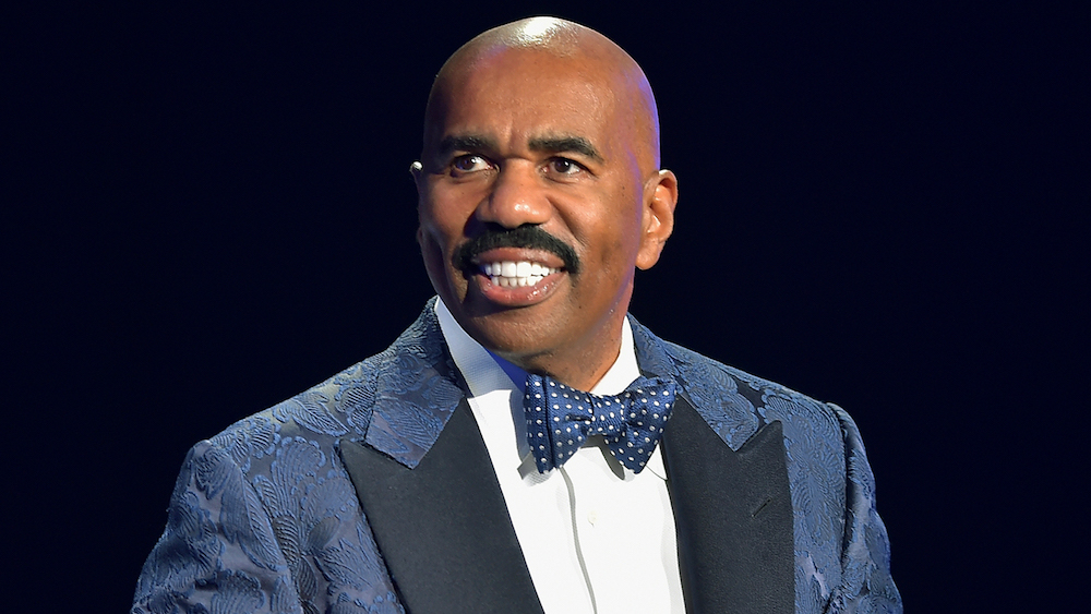 best mustaches steve harvey