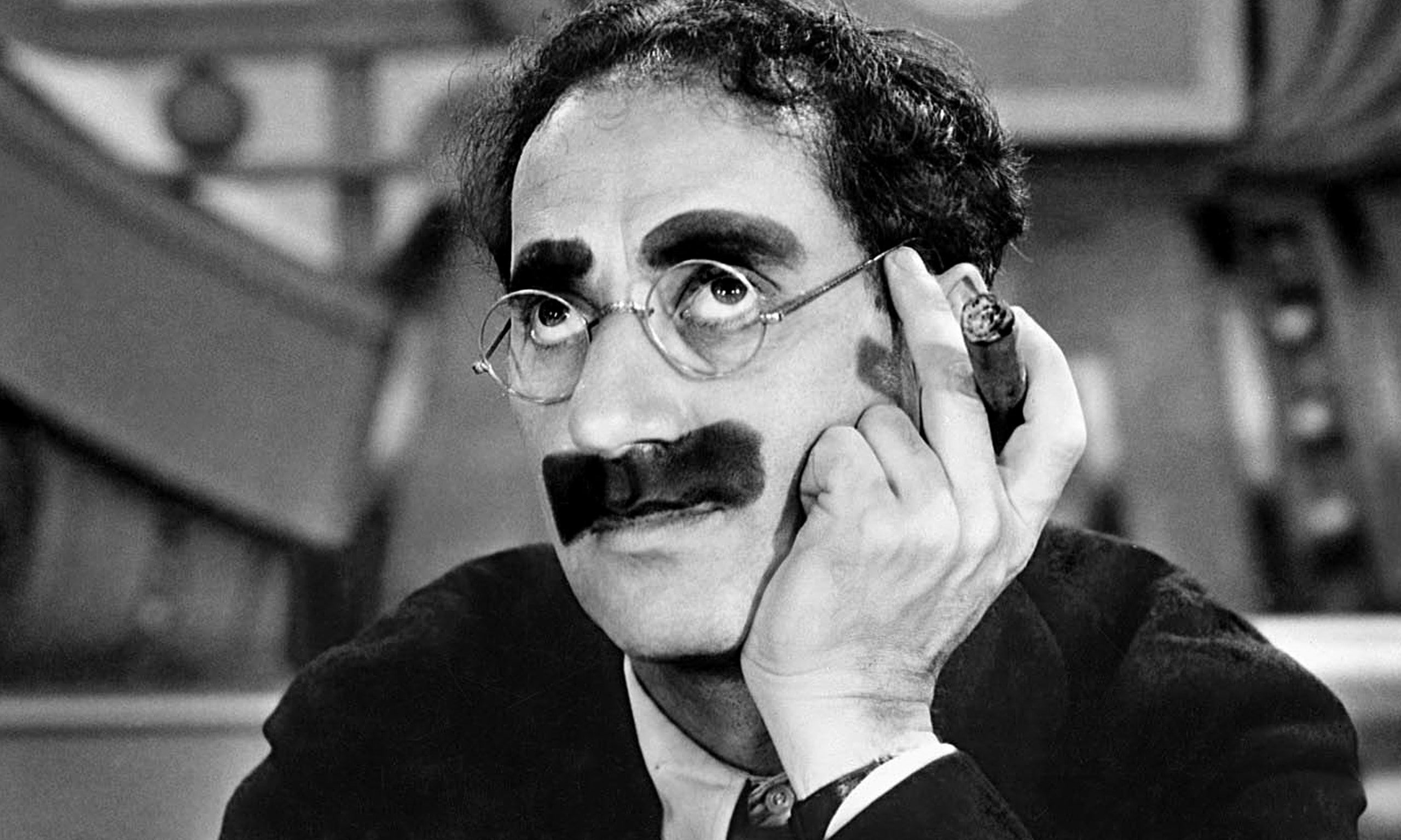 best mustaches groucho