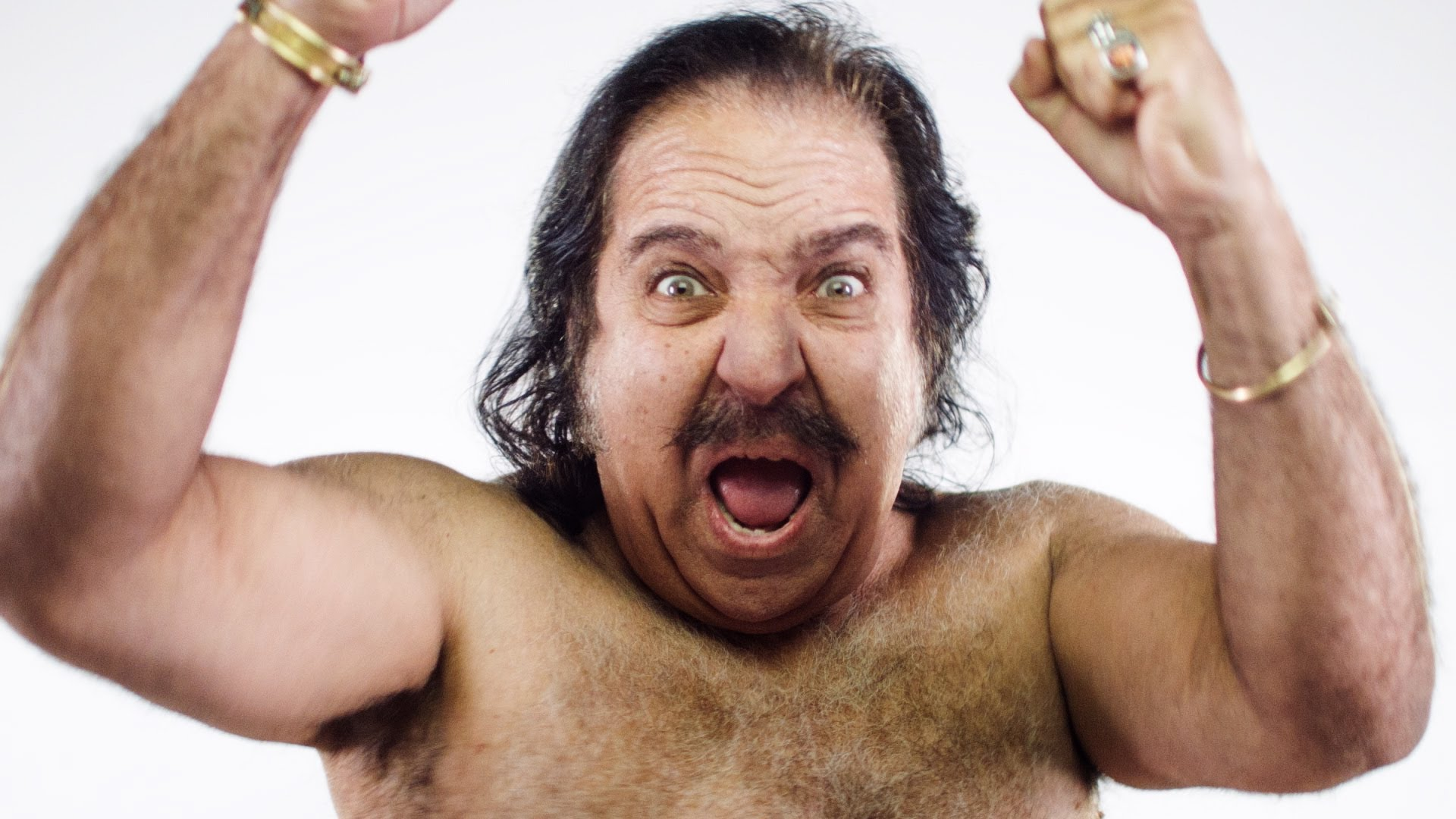 best mustaches ron jeremy