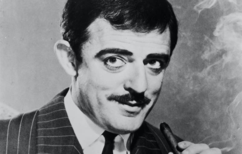 best mustaches gomez addams