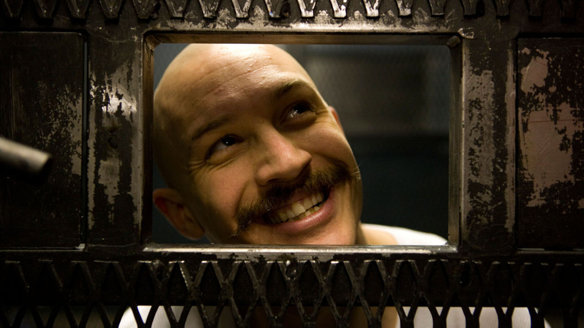 best mustaches tom hardy bronson