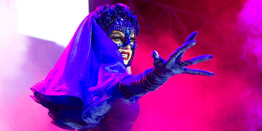 Hornet Exclusive: The Best Moments From ManDragOra Fest, Latin America's First-Ever Drag Convention