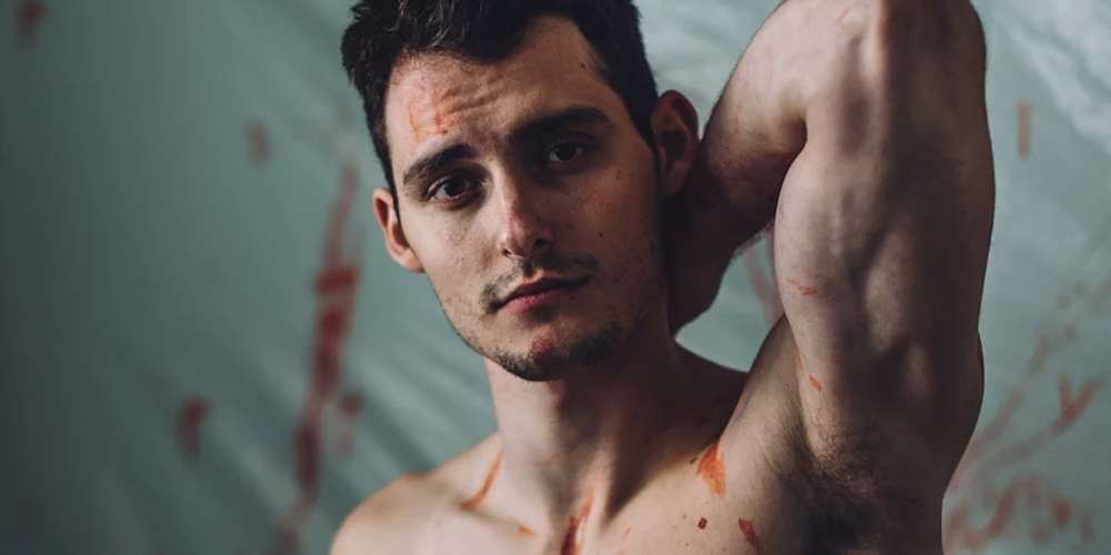 We Can't Help But Look at This Sexy Dexter Inspired Photo