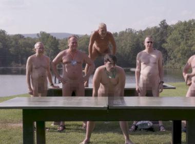 Liberal Redneck gay nudist