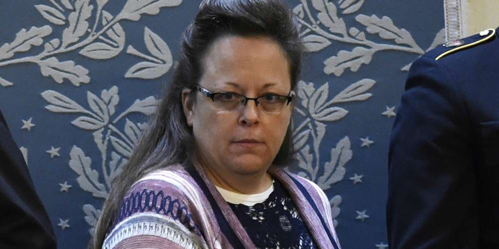 Kim Davis Just Confirmed She's Seeking Re-Election as Kentucky County Clerk in 2018
