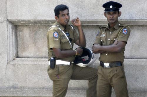 Sri Lanka rape