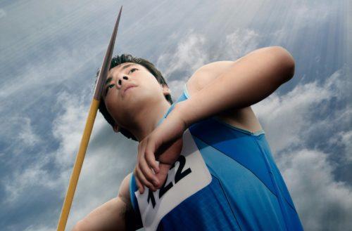 OLYMPICS ANTI-DISCRIMINATION