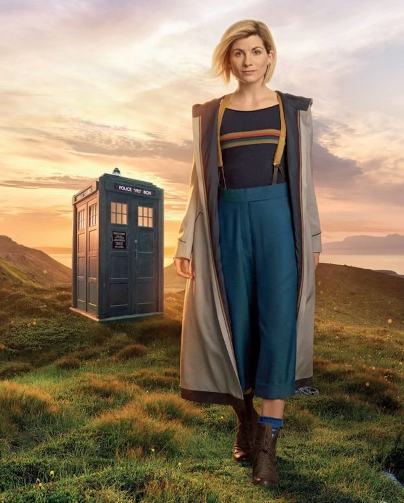female doctor who full image queer characters in doctor who season 11
