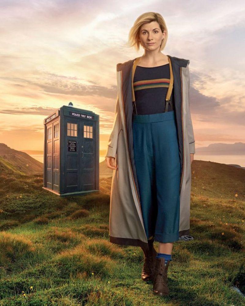female doctor who full image