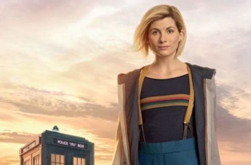 female doctor who feat