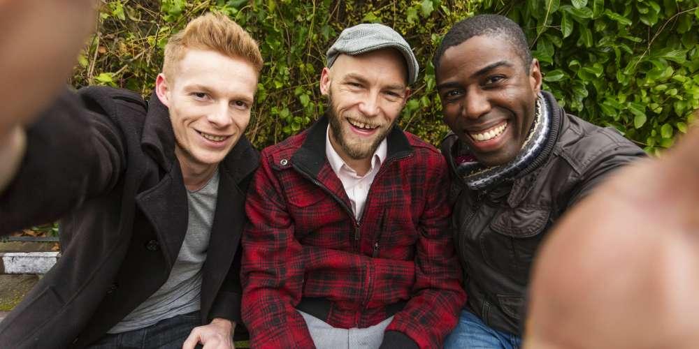 Nearly 75% of Gay Men Are Not Into Feminine Guys, New Survey Says