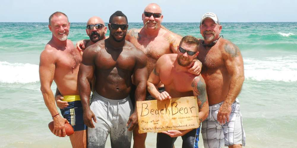 beach bear weekend