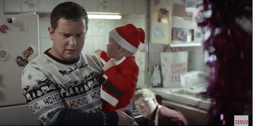 Tesco's New Christmas Ad Features a Gay Dad, But Viewers Are More Pissed About the Muslims in It