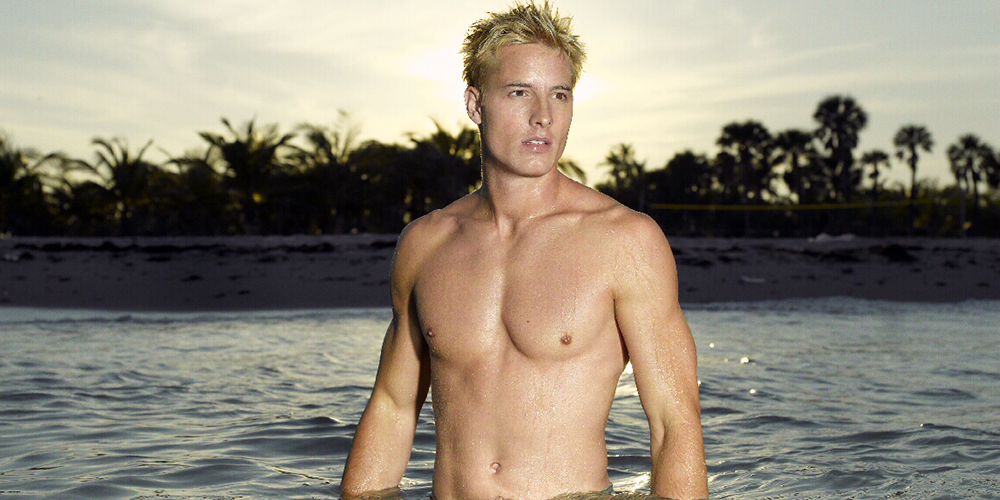 This Failed 'Aquaman' Pilot Starring TV Heartthrob Justin Hartley Is So Bad It's Good