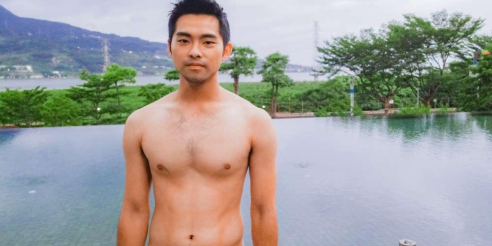 Hornet X 爆肉公社 WOW鮮肉第一集:游泳教練聖文