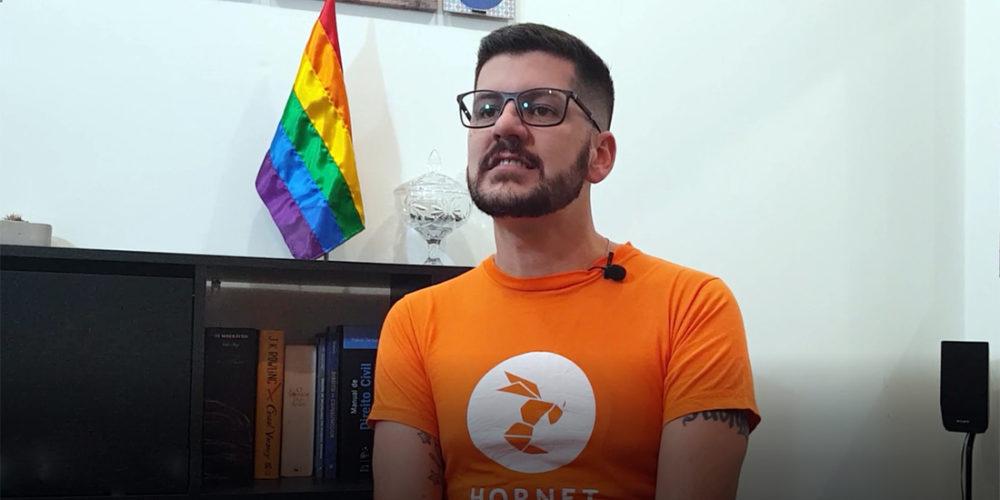 """""""A PrEP é um direito de todos"""" diz o ativista João Geraldo Netto"""