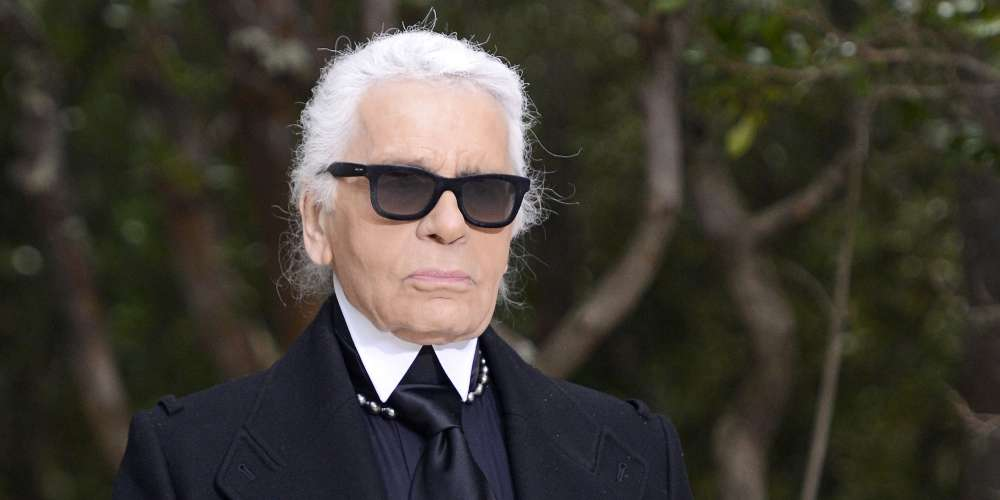 Hundreds of French TV Viewers Have Complained About Karl Lagerfeld's Insensitive Syria Comments