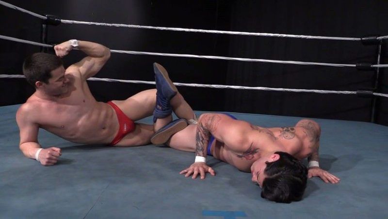 gay erotic wrestling 03, Can Am