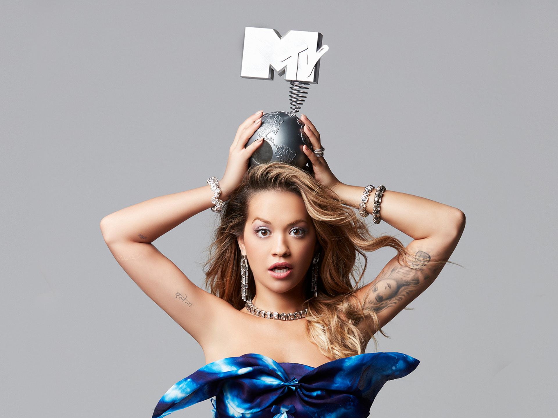 MTV EMA 2017 rita ora