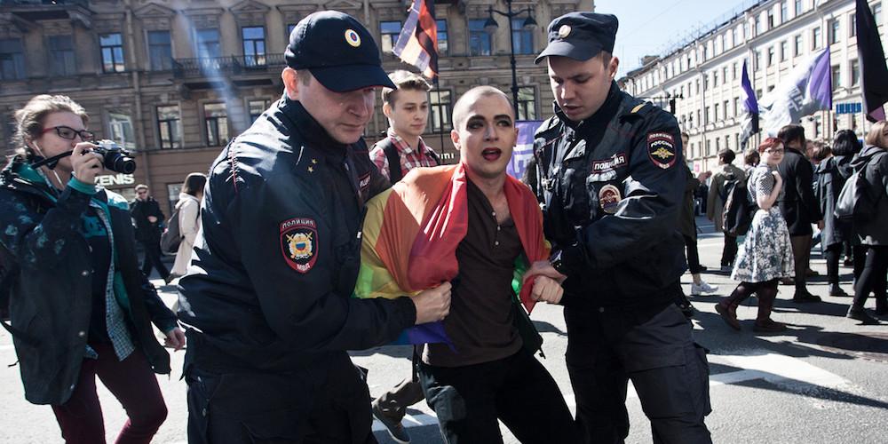Plus de 70 hommes gays ont été exfiltrés de Tchétchénie et Hornet y contribue