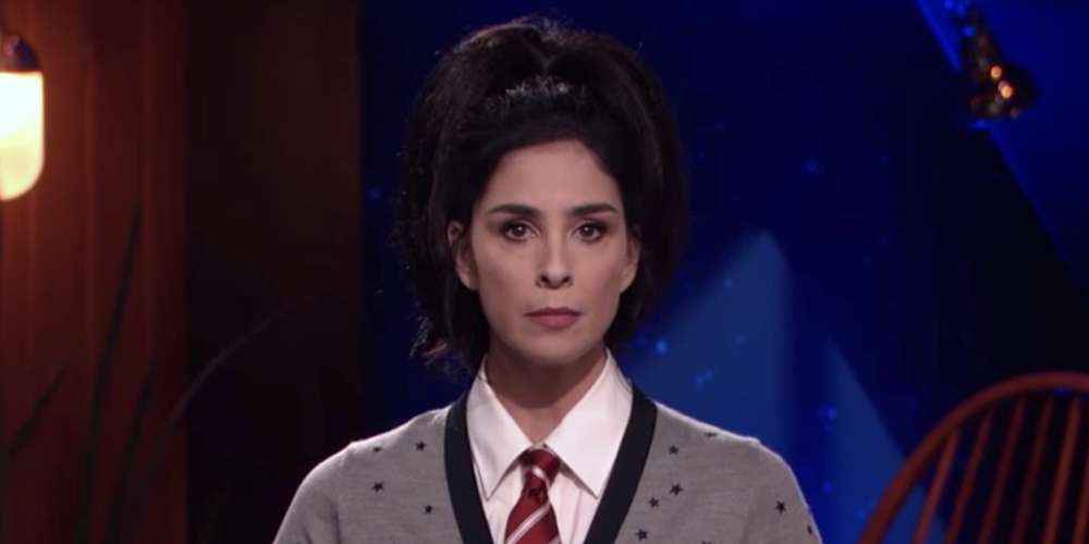Sarah Silverman Addresses the Louis C.K. Scandal and Asks the Questions We All Have Right Now