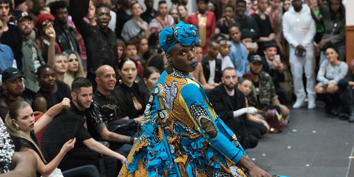 Voguing: Regardez les photos du spectaculaire United States of Africa Ball
