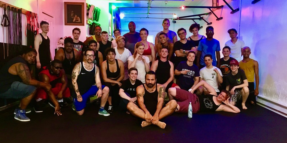 Brooklyn's First Exclusively Trans Boxing Class Breaks Down Barriers for Those Who Need It Most