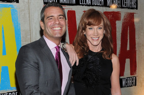 andy cohen's sex life