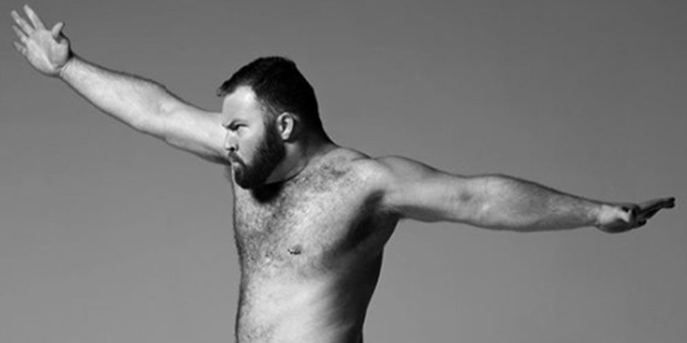 Arrested Movement 01, Anthony Manieri 01, body positive 01