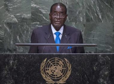 Robert Mugabe Onu