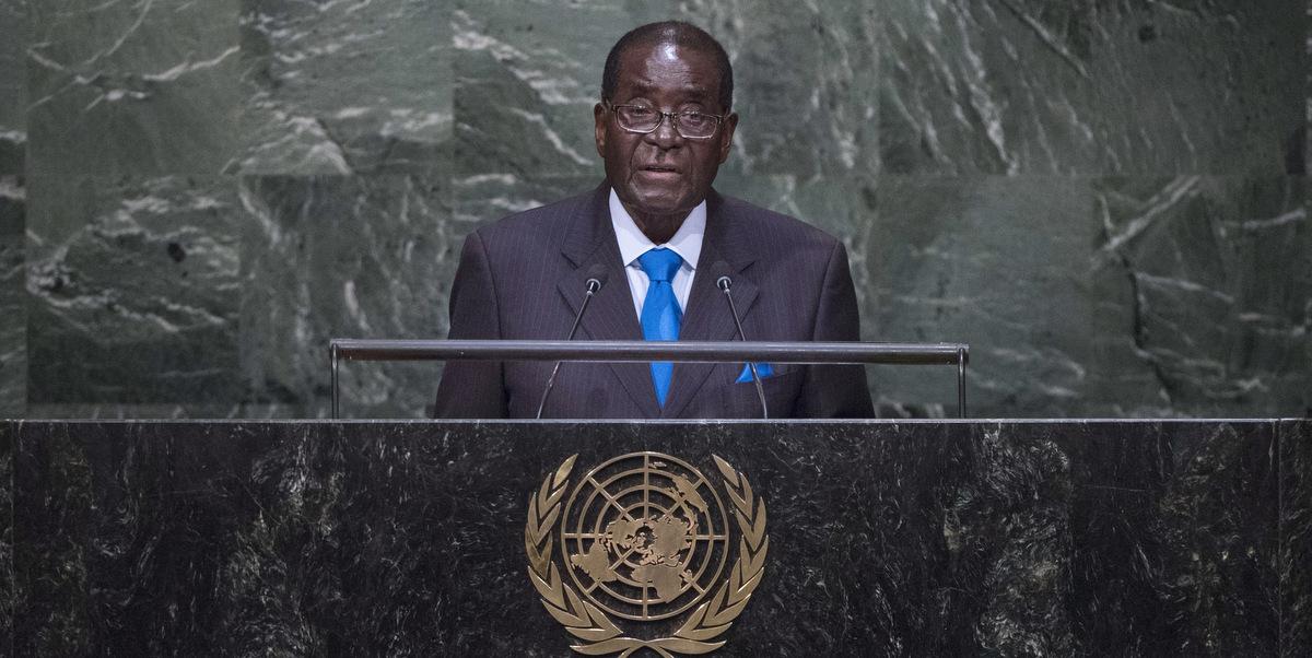 5 déclarations homophobes de Robert Mugabe, chef d'État le plus homophobe d'Afrique