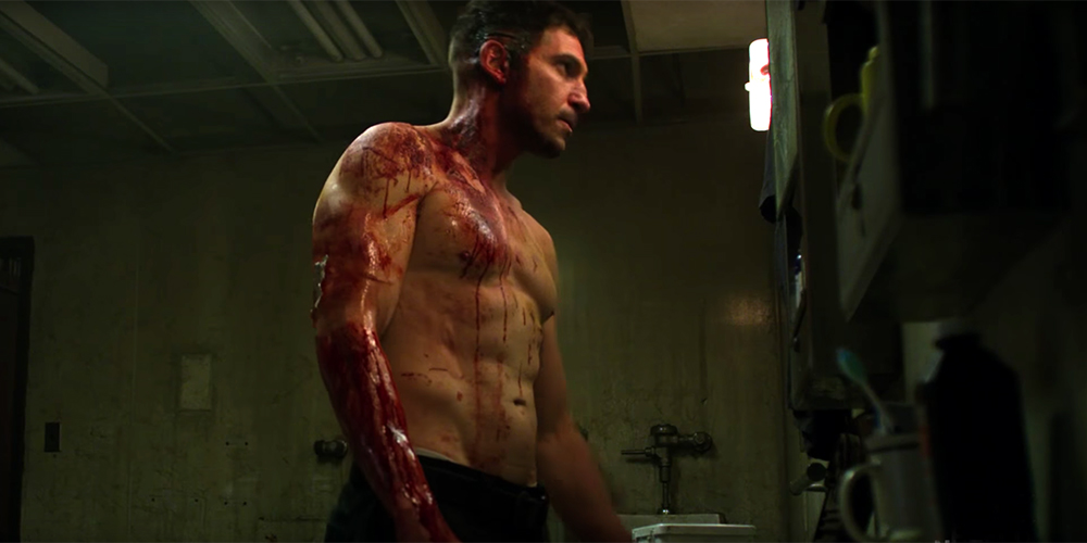 You'll Love These 10 Pictures of Jon Bernthal Shirtless Whether or Not You Like 'The Punisher'