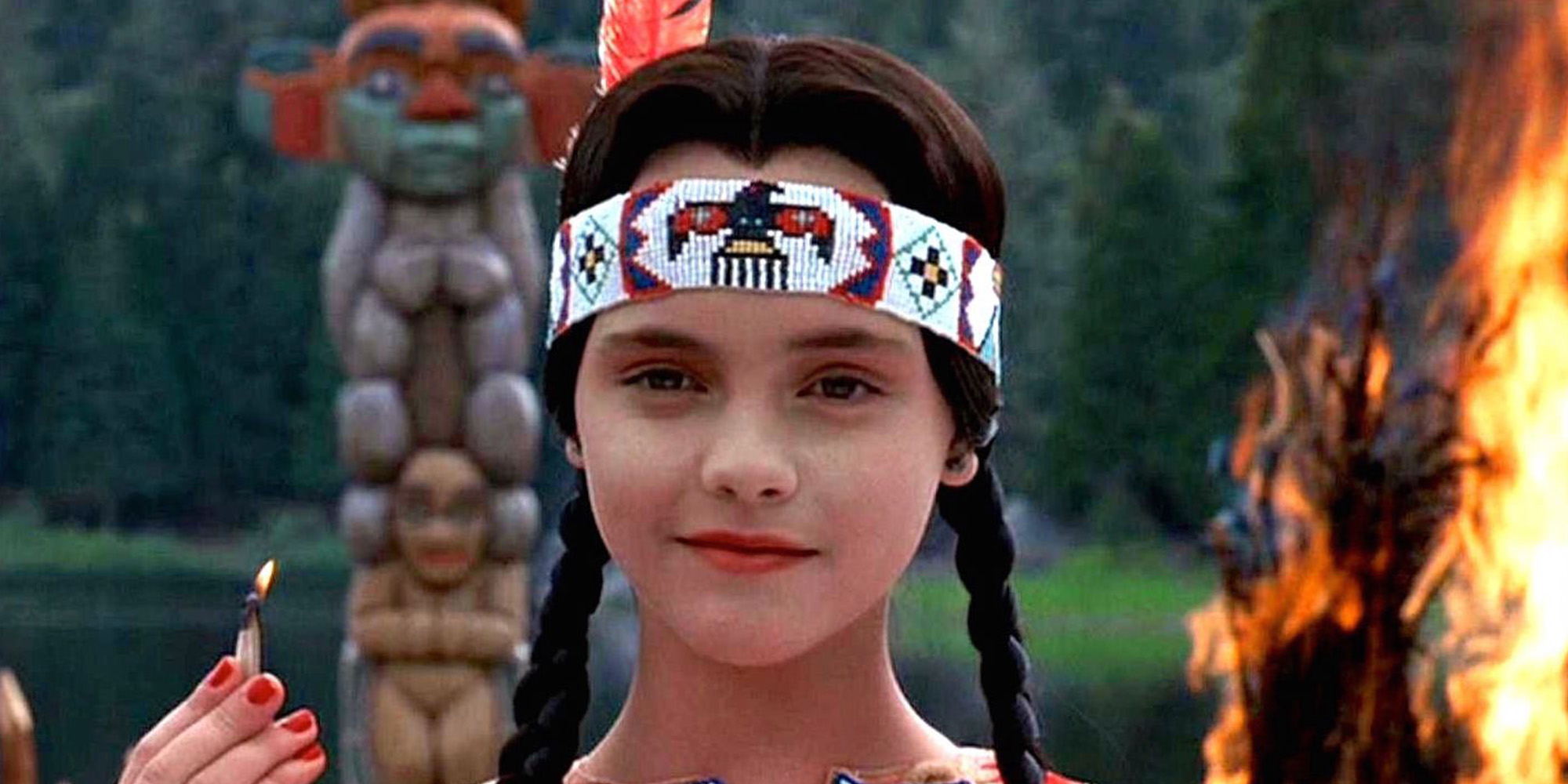 Let's Explore the Weird Backstory Behind 'Addams Family Values,' the Perfect Thanksgiving Film