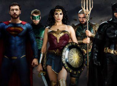 justice league gay porn parody