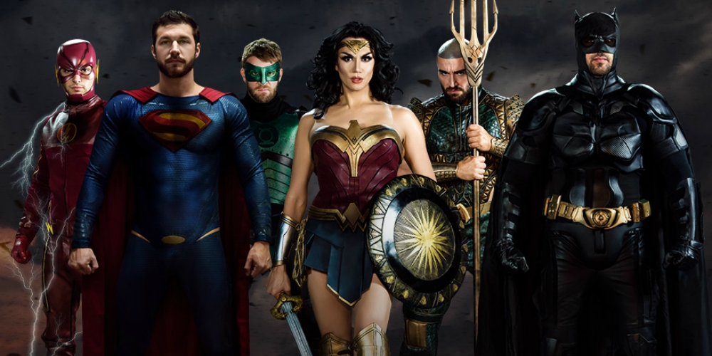 The 'Justice League' Gay Porn Parody Is Shaping Up to be Better Than the Actual Film