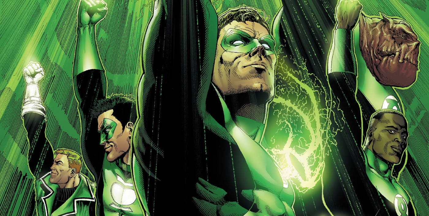 dc comics movies after justice league green lantern