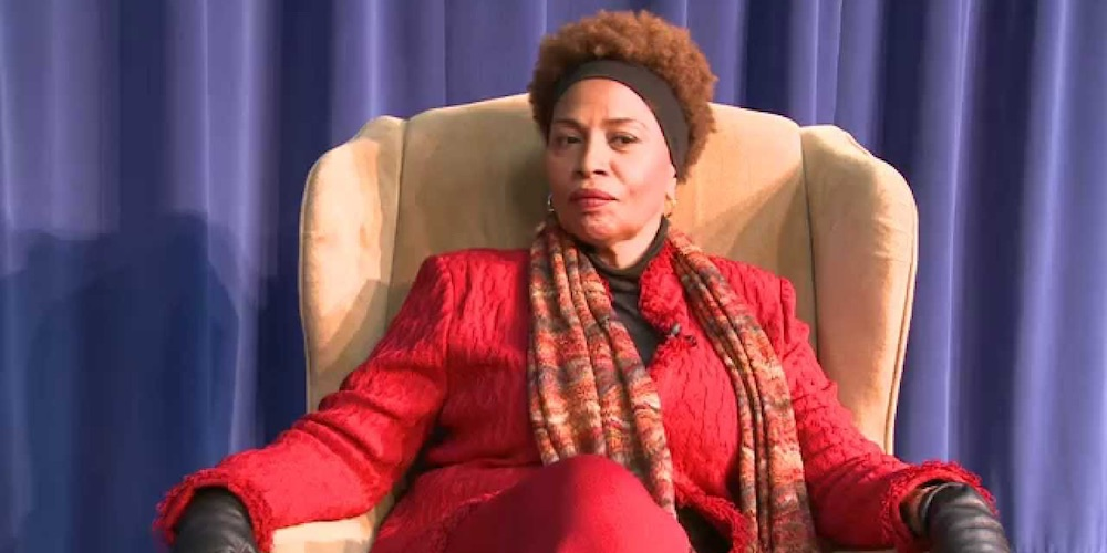 Let's Be Thankful for This Video of Jenifer Lewis Calling Trump a Mentally Ill Sociopath