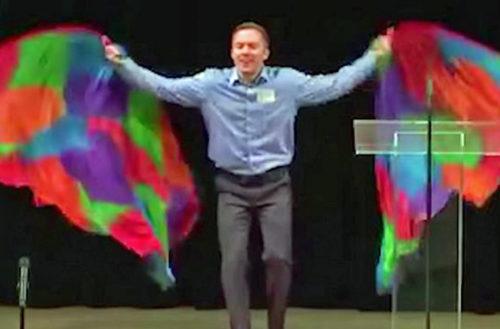 anti-gay flag routine teaser