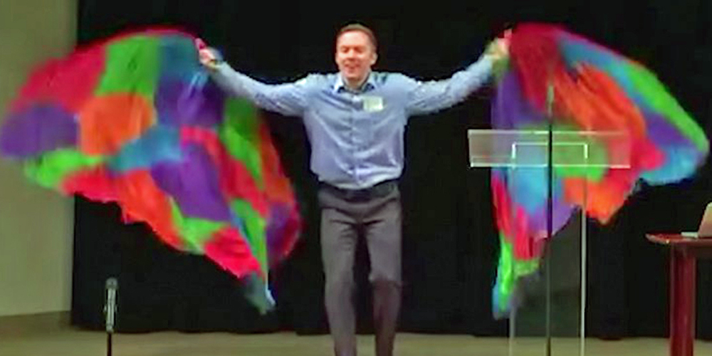 Don't Be Dumb at Brunch: The Gayest Anti-Gay Flag Routine Ever, a Tambor-Less 'Transparent'