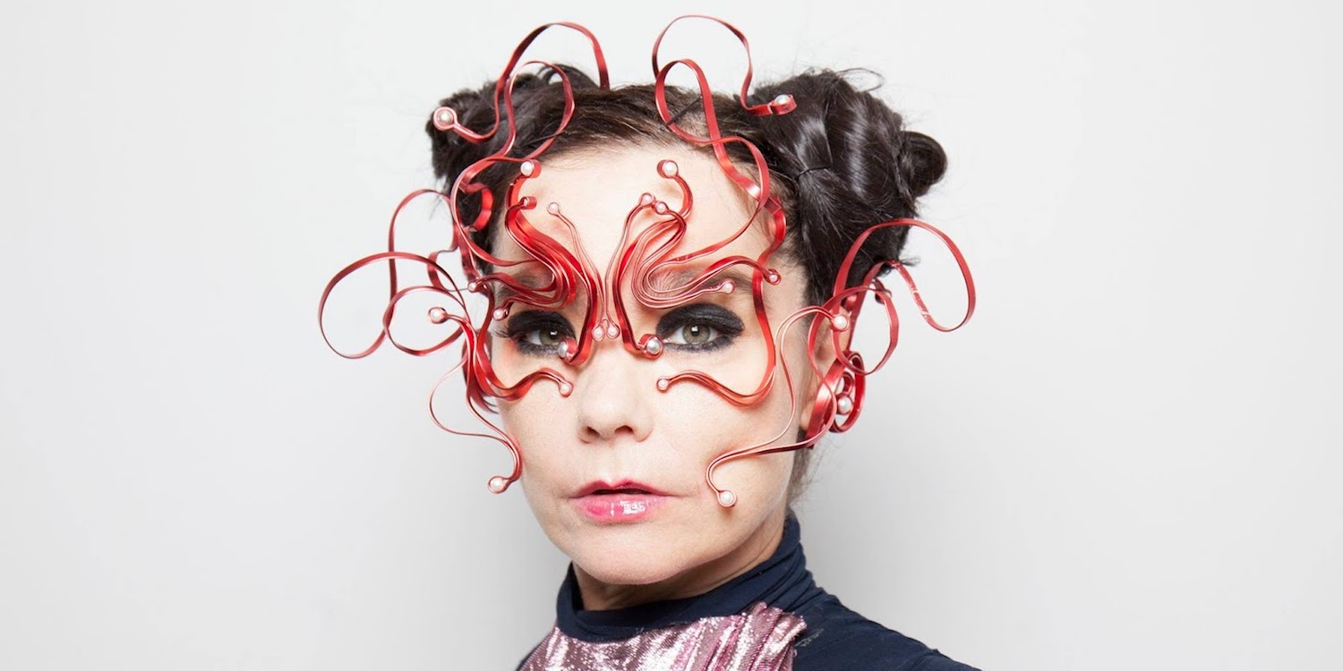 Bjork participated in the creation of the cartoon 17.11.2009 44